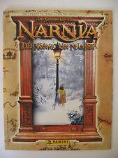 """Panini Sammelbilderalbum """"Die Chroniken von Narnia - Der König von Narnia"""""""