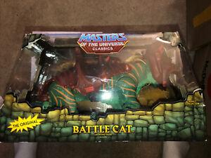 Mattel Masters of the Universe Classics BATTLE CAT New FOUR HORSEMEN MOTUC