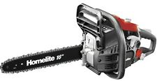 Homelite 2-STROKE CHAINSAW HCS3740 37cc 40cm Bar, Lightweight *USA Brand