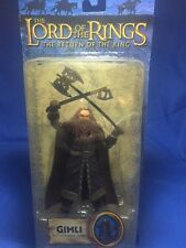 Lord of the Rings Return Of The King Gimli Coronation Attire Action Figure