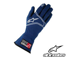 Alpinestars Tech 1 Race Gloves, FIA Approved, Nomex, Oval, Circuit, SALE - Small