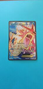 Pokemon Card - Gyarados EX Holo Ultra Rare Full Art BREAKpoint Set 114/122