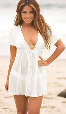 Ladies Beach dress Cover up Kaftan Sarong Summer wear Swimwear Bikini Summer ZH