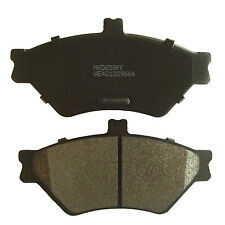 Raybestos SSD659-Super Stop Severe Duty Grade Metallic Disc Brake Pad Front