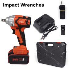 20V Cordless Impact Wrench 1/2