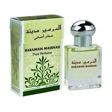 15ml Madinah by Al Haramain Arabian Perfume Oil Attar Itr Rose, Musk, Amber