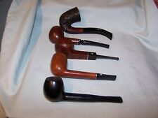 Lot of 5 Vintage Estate Pipes - Kaywoodie, The Pipe, Buronlini