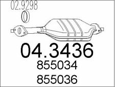 CATALYSEUR POUR OPEL ASTRA F 3/5 PORTES 1.8 I,ASTRA F BREAK 1.8 I,ASTRA F 1.8 I