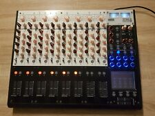 Korg Zero 8, Studiomischpult, Live Control Console