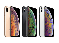 "Apple Iphone XS 64~256gb Unlocked GSM+CDMA A1920 Space gray gold silver 5.8"" OB"