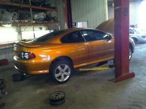 Blower Motor Fits 04-06 GTO 960799