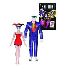 DC Comics Aug150311 Batman Animated Series The Joker and Harley Quinn Mad Love B