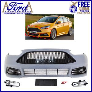 Ford Focus ST 2014-2019 Front Bumper Conversion Kit New F1EB-17757 F1EB-17E778