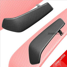 RC Carbon Fiber Radiator Water Cooler Side Covers DUCATI Monster 821 1200 R S