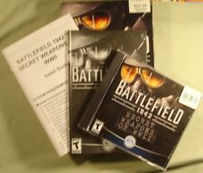 Battlefield 1942 Secret Weapons expansion complete used
