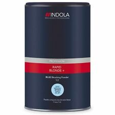 Indola Rapid Blond+ Blue Dust-Free Powder Hair Bleach 450g