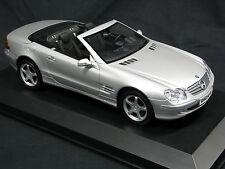 Dickie Mercedes-Benz SL Cabriolet 1:12 Silver