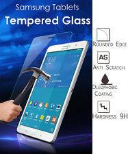 """Genuine Tempered Glass Screen Protector For Samsung Galaxy Tab A 4 8"""" SM-T330"""