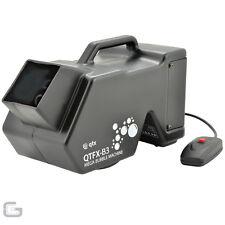 QTFX-B3 QTFXB3 DJ Party Mega Bubble Machine High Output Easy Fill Tank W/ Remote