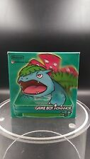 Videospiel Nintendo Konsole -Game Boy advance SP Jap pokemon Zentrum florizarre