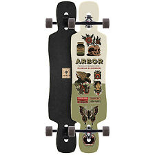 Arbor Longboard Complete Catalyst Artist Collection