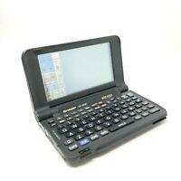Sharp Wizard Data Organizer Portable Fax Computer Link OZ-9520 512KB Parts Only