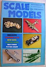 September Monthly Models Craft Magazines