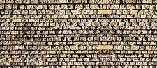 Muro in pietre di cava 64x15 cm Ho-tt Nh57740 - noch modellismo