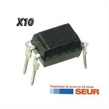10X Optocoplador PC817 817 817C 1 canal DIP4