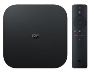XIAOMI MI BOX S 2gb 8gb 4k Android 8 Quad Core Hdmi Wifi 1000Mbp Bt Smart Tv Box