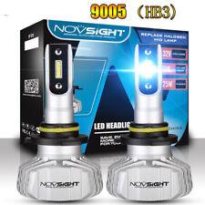 NOVSIGHT H1 LED 50W 10000LM Car Headlight Bulbs Lamps Conversion Kit Beam 6500K
