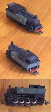 loco vapeur 040 voie 12mm Berliner TT Bahn