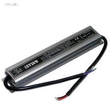 Trasformatore LED 1-driver 30w, 12v DC, ip67, Alimentatore LED driver zavorrati