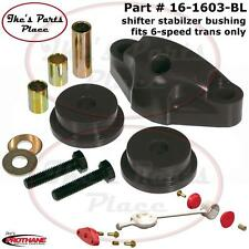 Prothane 16-1603-BL Poly 6-speed Shifter Stabilizer Bushing Kit WRX/STI/BRZ