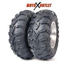 """Mud Lite 25x11-10 Set of 2 ITP 25"""" ATV UTV Tires Mudlite Pair 6 Ply"""