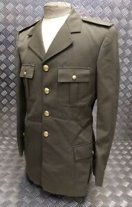 Genuine Military Issue Officers Uniform Dress Parade And Ceremonial Jacket