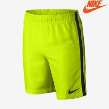 nike mens flu yellow shorts size  large new tags football sport max graphic