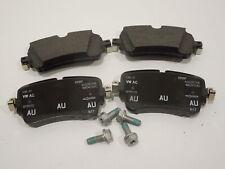 Audi A4 B9 A8 D5 Rear Brake Pads Set for 350x28mm New Genuine 4M0698451P