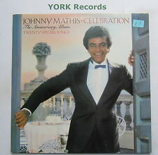 JOHNNY MATHIS - Celebration - Excellent Condition LP Record CBS 10028