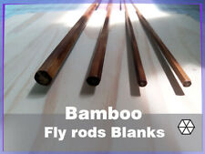 bamboo fly rods blanks(NEW) (Phillipson premium 9''x3pc   8WT  flamed