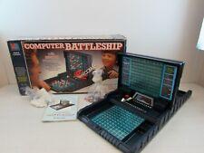 COMPUTER BATTLESHIPS BY MB ELECTRONICS 8-ADULT                              #ET#