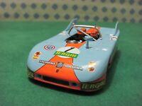 """PORSCHE 908/3  3000cc. Spyder"""" 1000 Km. de Barcelona 1971 """"- 1/43 Best 9651 L.Ed"""