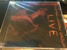"The Michael Landau Group ""Live"" cd Provogue SEALED UNPLAYED!!"