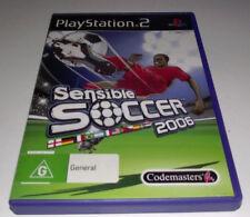 Sensible Soccer 2006 PS2 PAL *No Manual*