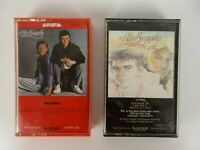 Vintage Lot of 2 Air Supply Cassette Tapes Arista Records Soft Rock Pop Music