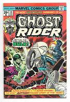 Ghost Rider vol. 1 # 10 Marvel Comics 1975 Mike Ploog art / Crash Simpson