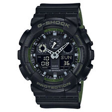 -NEW- Casio G-Shock Black Magnetic Resistance Watch GA100L-1A