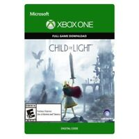 CHILD OF LIGHT * XBOX ONE DIGITAL GAME DOWNLOAD * KEY * FAST, SAME DAY DELIVERY!