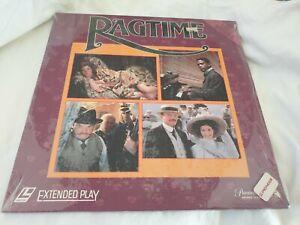 Ragtime - James Cagney - Laserdisc LD New SEALED
