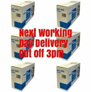 5 x Compatible Toner Cartridges TN660 & 1 Drum DR2300 For Brother MFC-L2700DW